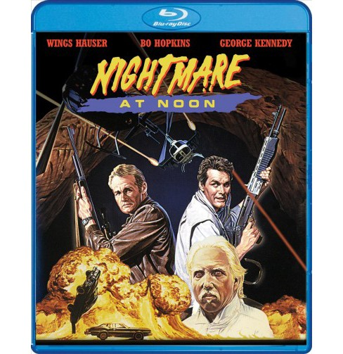 Nightmare At Noon (Blu-ray) - image 1 of 1