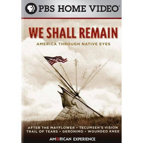 American Experience: We Shall Remain (DVD)