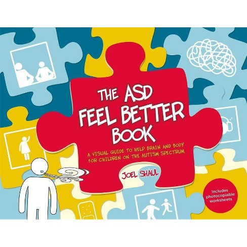 The Asd Feel Better Book - by  Joel Shaul (Hardcover) - image 1 of 1
