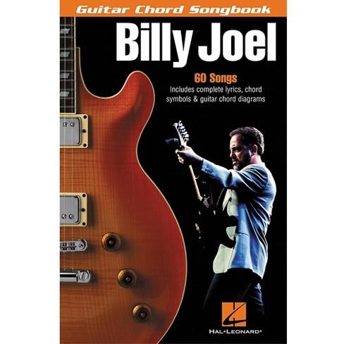 Hal Leonard Billy Joel Guitar Chord Songbook - image 1 of 1