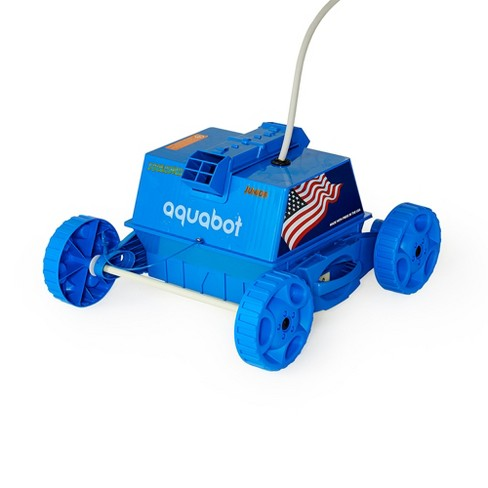 Aquabot APRVJR Robotic Junior Rover for Cleaning Above Ground Swimming Pools - image 1 of 4
