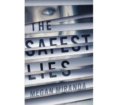 Safest Lies -  Reprint by Megan Miranda (Paperback) - image 1 of 1