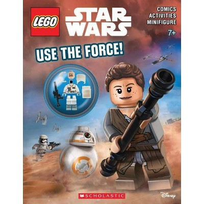 Use the Force! (Lego Star Wars: Activity Book) - by  Ameet Studio (Mixed Media Product)