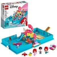Deals on LEGO Disney Ariel's Storybook Adventures 43176 Princess