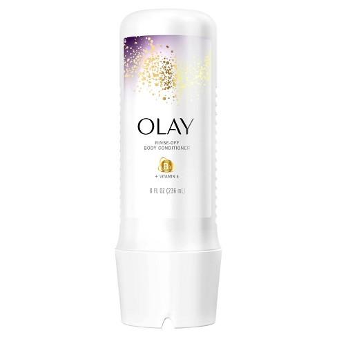 Olay Rinse-off Body Conditioner with Vitamin E - 8 fl oz - image 1 of 4