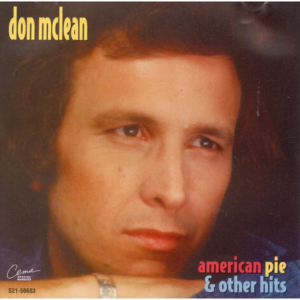 Don Mclean - American Pie And Other Hits (CD)