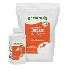 GSC Organic Tomato Fertilizer, 1 Lb. - Gardener's Supply Company