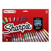 Deals on 18pk Sharpie Permanent Markers Fine