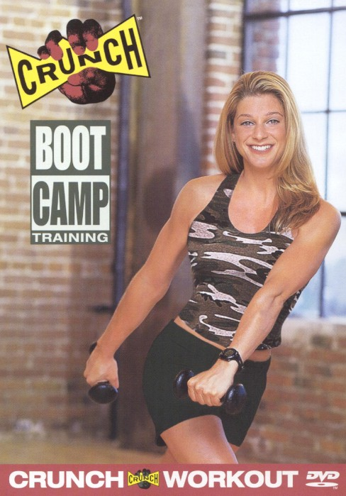 Boot Camp Training (DVD) - image 1 of 1