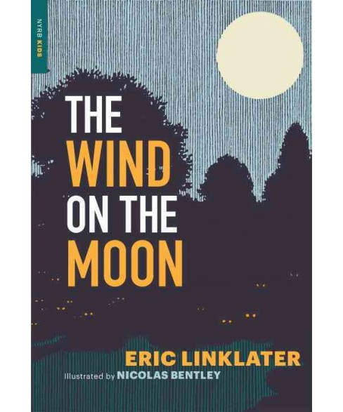 Wind on the Moon (Reprint) (Paperback) (Eric Linklater) - image 1 of 1