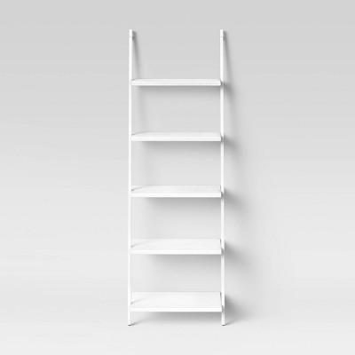 "72"" Loring 5 Shelf Leaning Bookshelf - Project 62™"