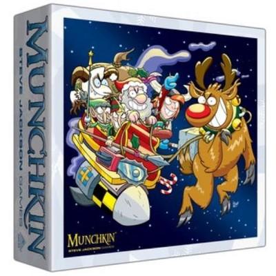Munchkin Christmas Monster Box Board Game