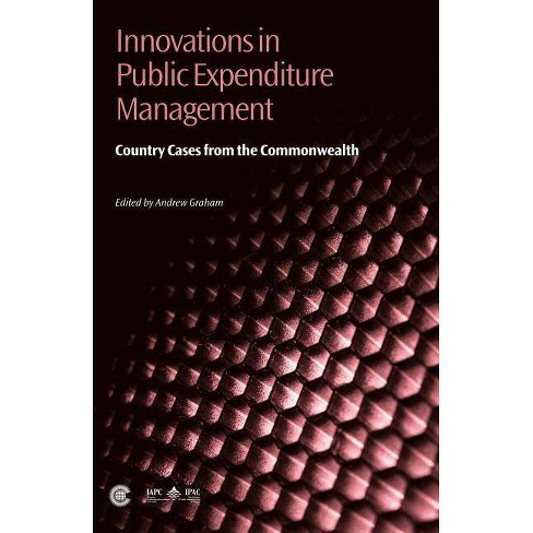 Innovations in Public Expenditure Management - (Paperback) - image 1 of 1