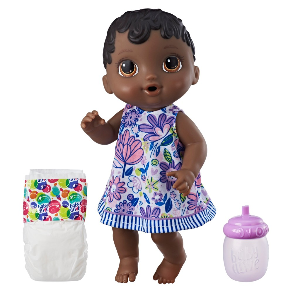 Baby Alive Lil Sips Baby - African American