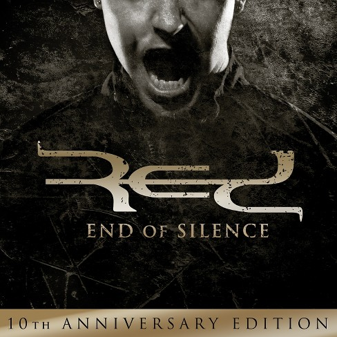 Red - End of silence:10th anniversary editi (CD) - image 1 of 1