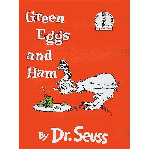 Green Eggs and Ham - (I Can Read It All by Myself Beginner Books (Pb)) (Hardcover) - image 1 of 1