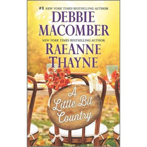 A Little Bit Country (Paperback) by Debbie Macomber - image 1 of 1