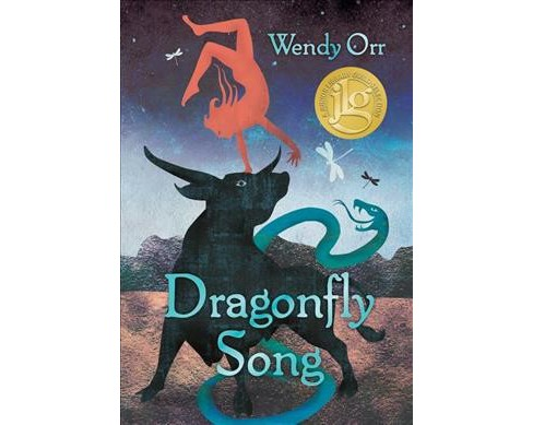 Dragonfly Song -  by Wendy Orr (Hardcover) - image 1 of 1