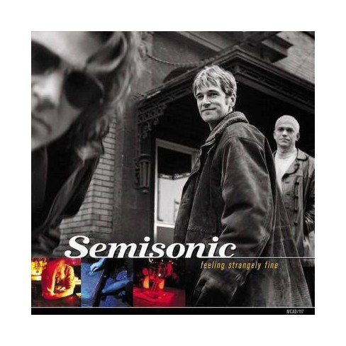 Semisonic - Feeling Strangely Fine (CD) - image 1 of 1