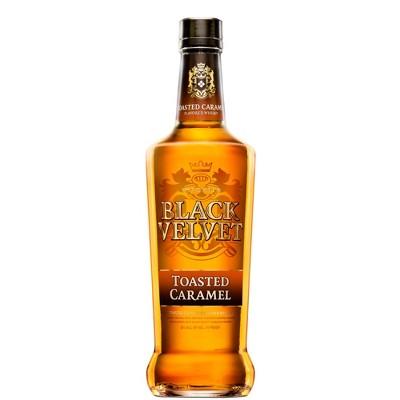 Black Velvet Caramel Canadian Whisky - 750ml Bottle