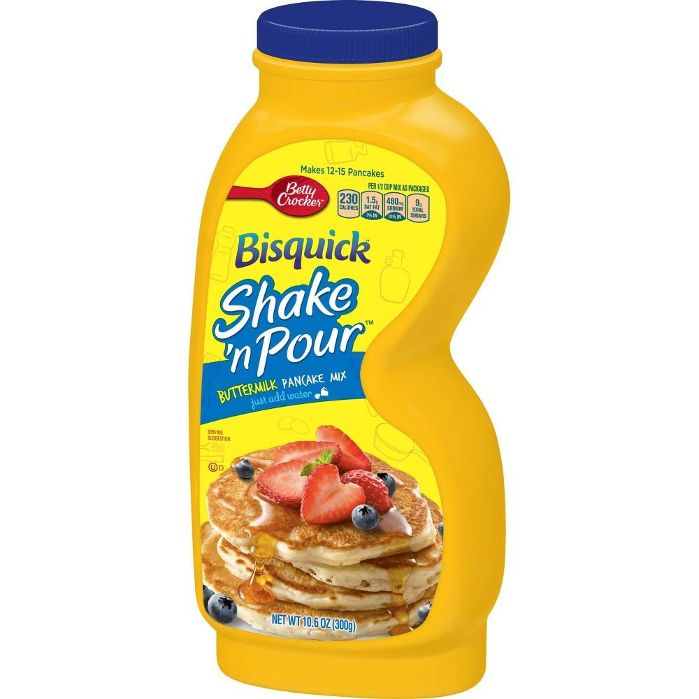 Bisquick Shake N Pour Buttermilk Pancake Mix 10 6oz