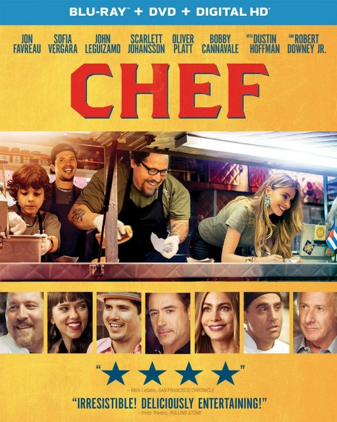 Chef (2 Discs) (Includes Digital Copy) (UltraViolet) (Blu-ray) - image 1 of 1