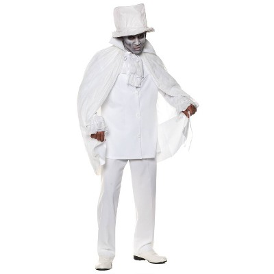 Adult Ghostly Spirit Halloween Costume