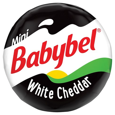 Mini Babybel White Cheddar - 14ct/10.5oz - image 1 of 2
