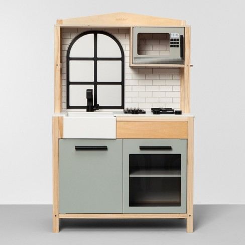 Toy Kitchen - Hearth & Hand™ with Magnolia - image 1 of 2
