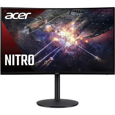 """Acer Nitro XZ0 - 31.5"""" Monitor Full HD 1920x1080 240Hz 16:9 VA 1ms VRB 300Nit - Manufacturer Refurbished"""