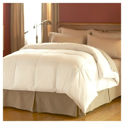 Spring Air® Dream Form Micro Gel® Comforter - White (Full/Queen)
