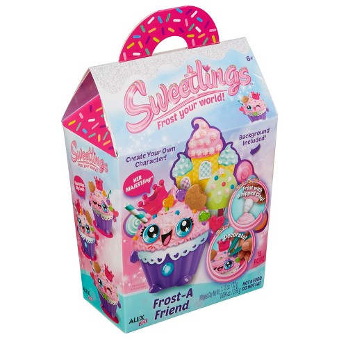 ALEX Toys DIY Sweetlings Frost-A-Friend Princess - image 1 of 4