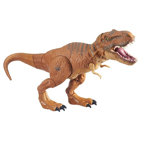 Jurassic World Stomp and Strike Tyrannosaurus Rex Figure - image 1 of 16