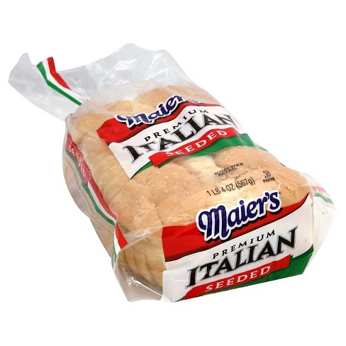 Maiers Italian Seeded Bread - 20 oz - image 1 of 1