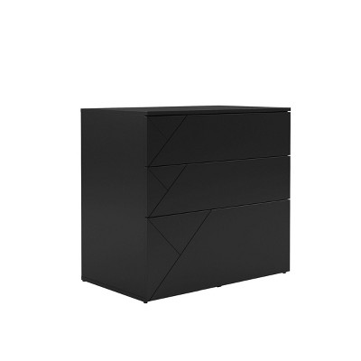 Atypik 3 Drawer Filing Cabinet - Nexera