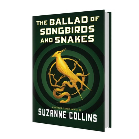 The Ballad of Songbirds and Snakes (A Hunger Games Novel) - by Suzanne Collins (Hardcover) - image 1 of 1
