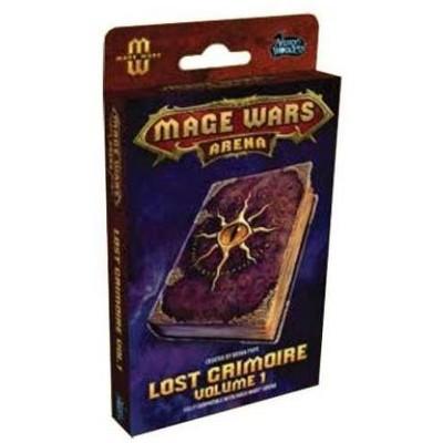 Lost Grimoire Volume 1 Board Game