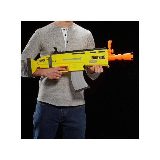 NERF Fortnite AR-L Elite Dart Blaster image number null