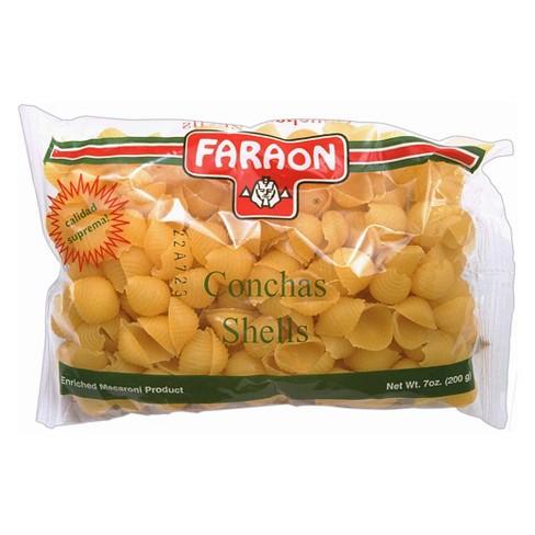 Faraon Conchas Shells - 7oz - image 1 of 1