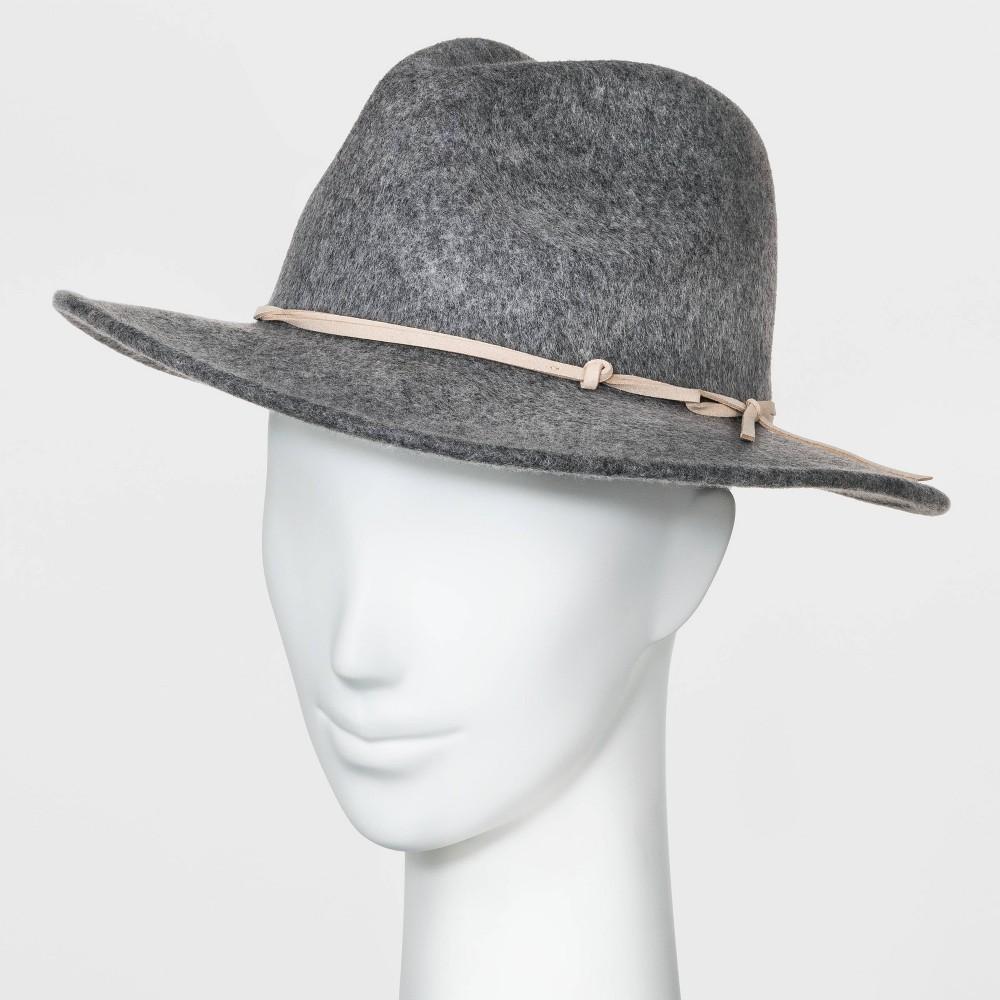 Cheap Women' Felt Fedora Hat - Univeral Thread™
