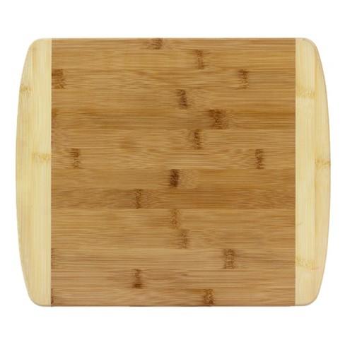 "Totally Bamboo 2-Tone Cutting Board 13.5"" x 11.5"" - image 1 of 4"