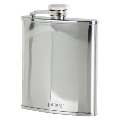 Houdini 6oz Stainless Steel Flask