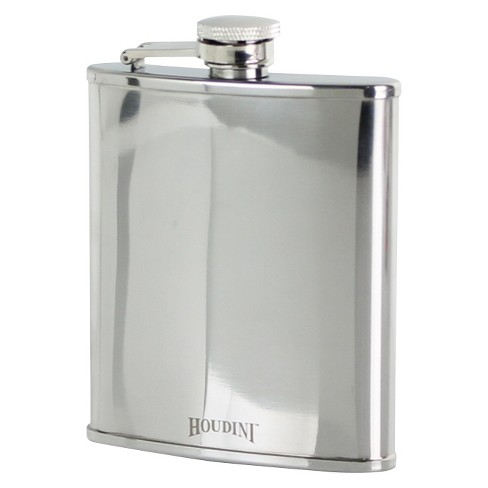 Houdini 6oz Stainless Steel Flask - image 1 of 2