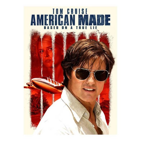 American Made (DVD) - image 1 of 1