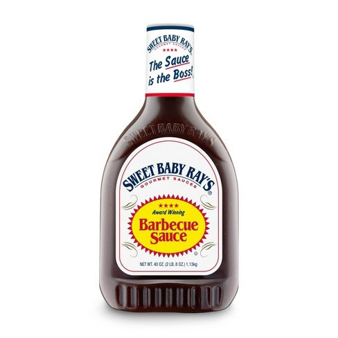 Sweet Baby Ray's Original Barbecue Sauce - 40oz - image 1 of 3
