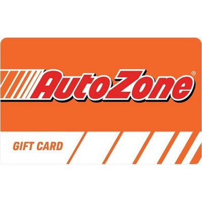 Autozone Giftcard (Email Delivery)