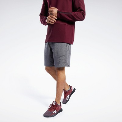 Reebok ACTIVCHILL+COTTON Shorts Mens Athletic Shorts