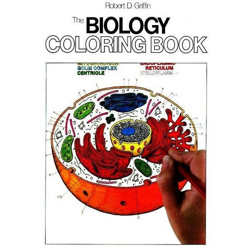 720 Coloring Book Biology Free Images
