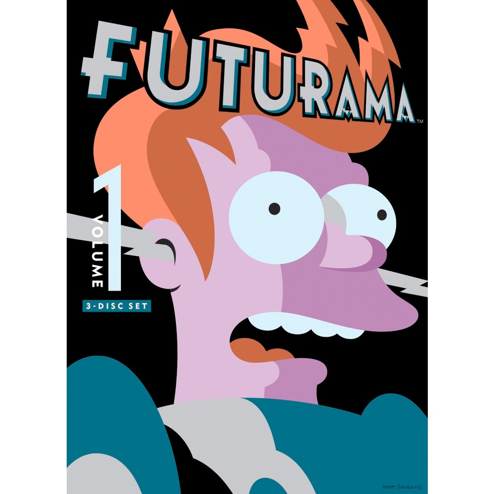 Futurama Vol 1 (Dvd), Movies