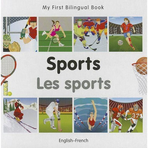 Sports/Les Sports - (My First Bilingual Book) (Board_book) - image 1 of 1